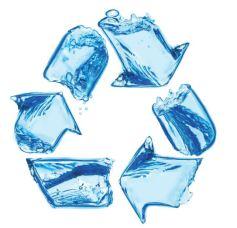 water reuse symbol